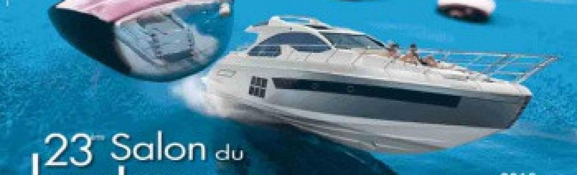 Salon du bateau d'occasion de Mandelieu 25-29 avril