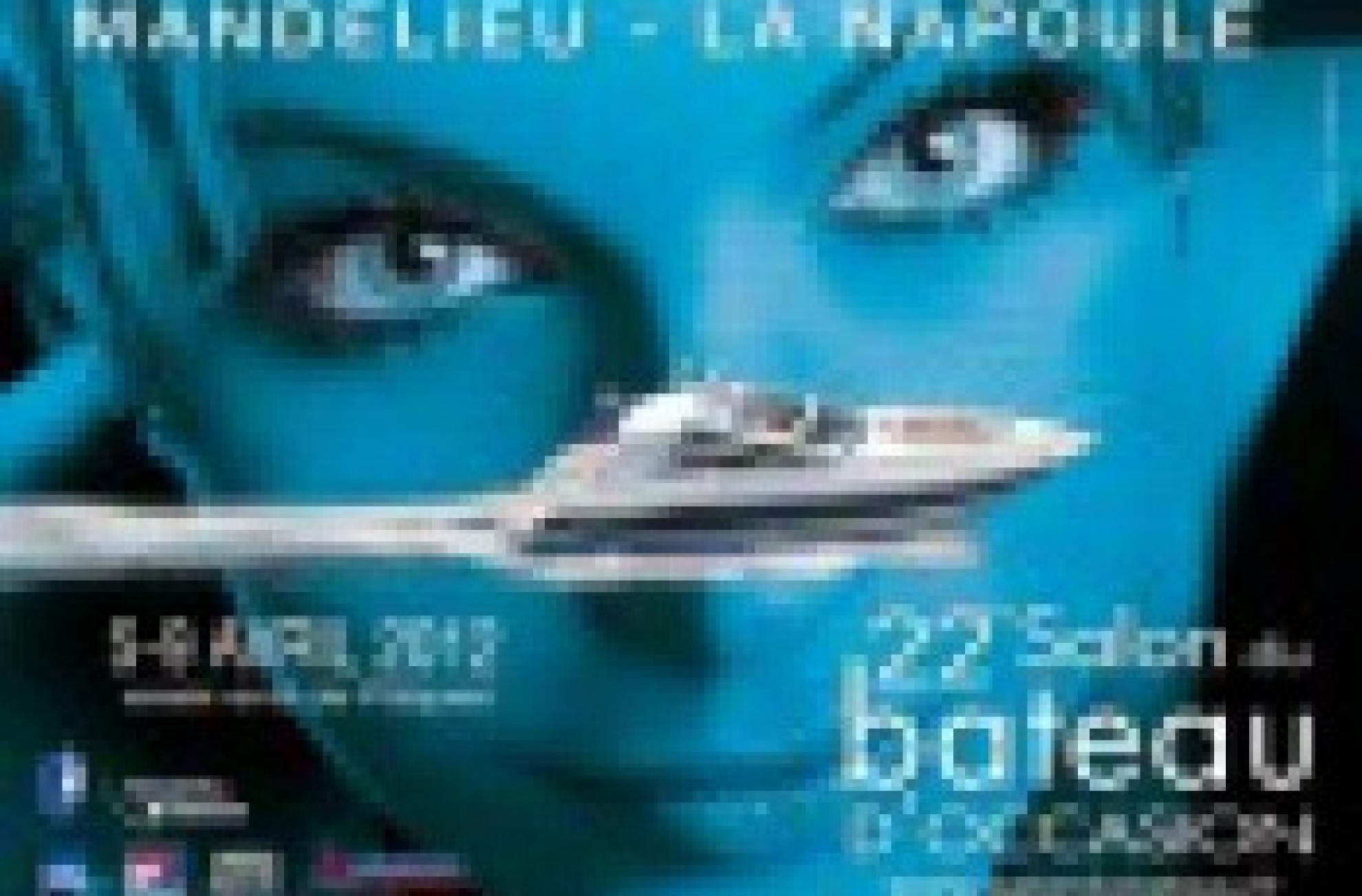 Salon du bateau d'occasion de Mandelieu 4-9 avril