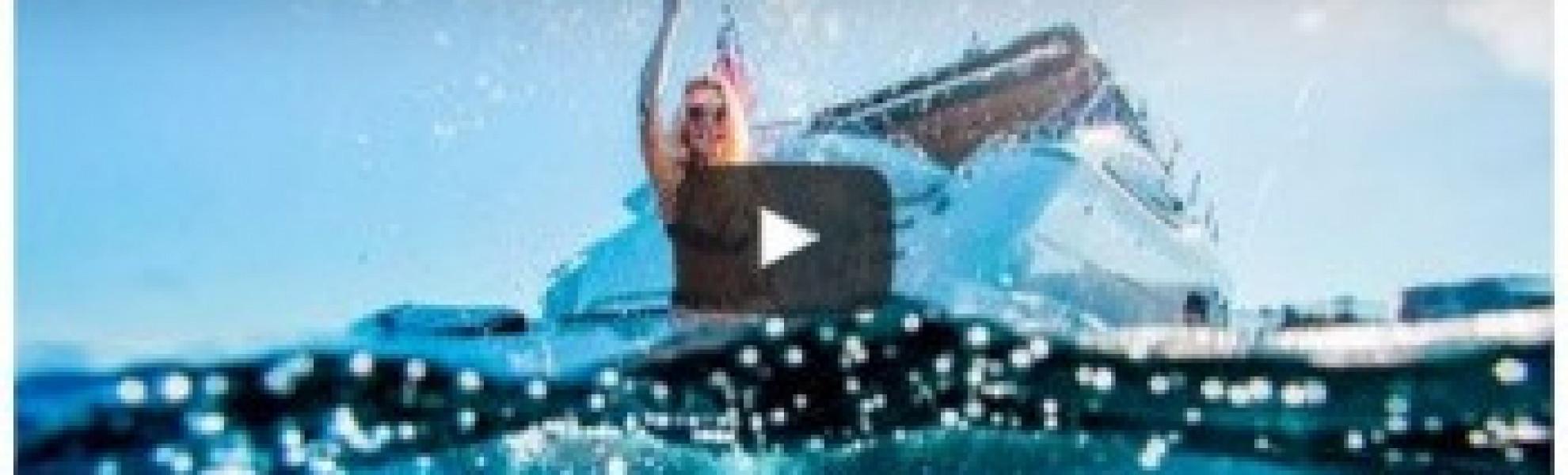 Vidéo du nouveau PRINCESS V58 Open