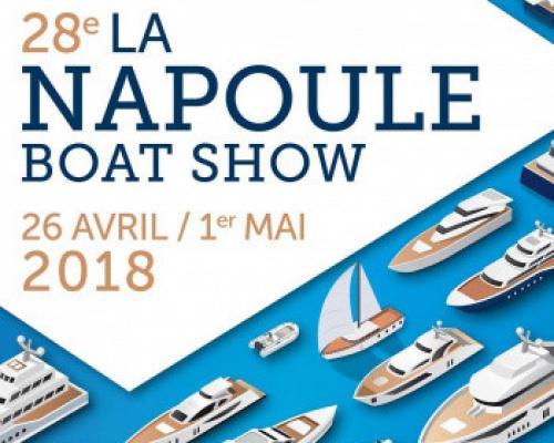 La Napoule Boat Show 26 Avril - 1er Mai