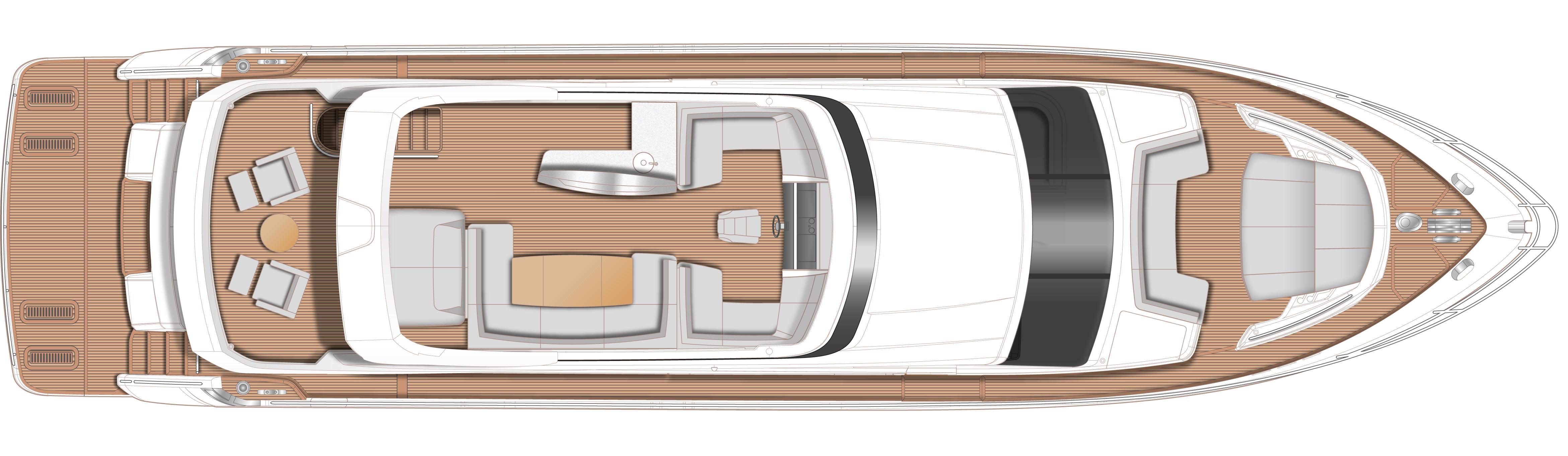 Princess Y78 Motor Yacht